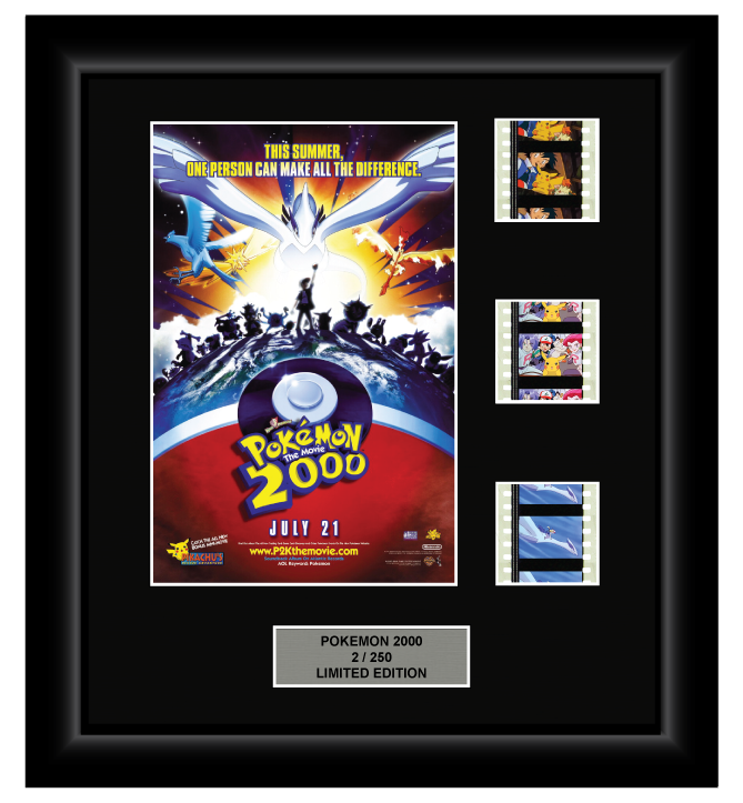 Pokemon: 2000 (1999) - 3 Cell Display (Series 2)