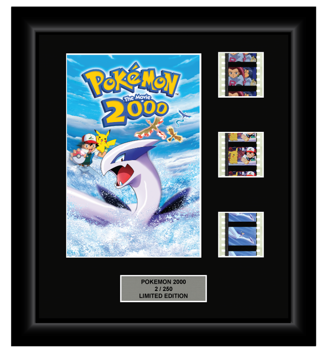 Pokemon: 2000 (1999) - 3 Cell Display (Series 1)