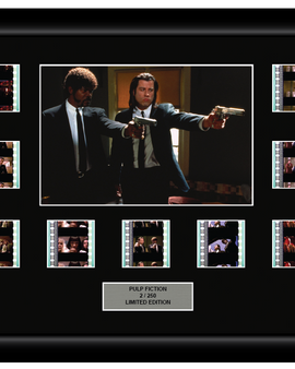 Pulp Fiction (1994) - 9 Cell Display