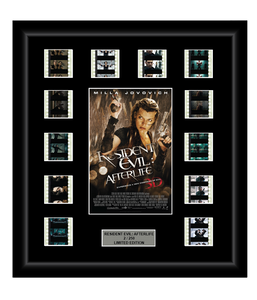 Resident Evil: Afterlife (2010) - 12 Cell Display