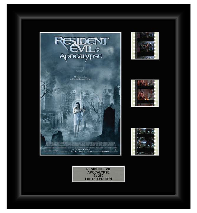 Resident Evil: Apocalypse (2004) - 3 Cell Display