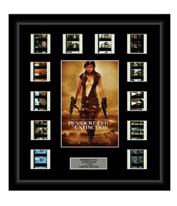 Resident Evil: Extinction (2007) - 12 Cell Display