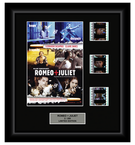 Romeo + Juliet (1996) - 3 Cell Display
