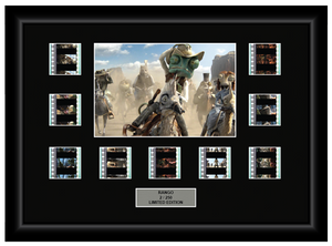 Rango (2011) - 9 Cell Display