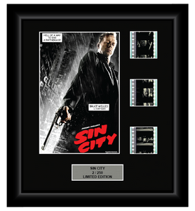 Sin City (2005) - 3 Cell Display - Style 3