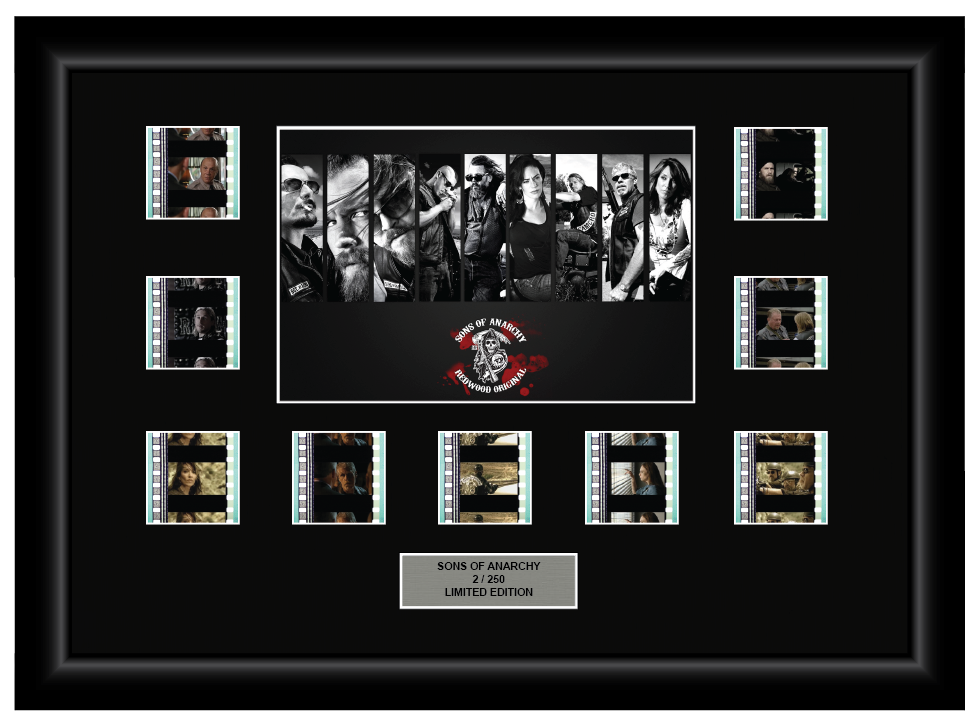 Sons of Anarchy  - 9 Cell Display (Series 2)