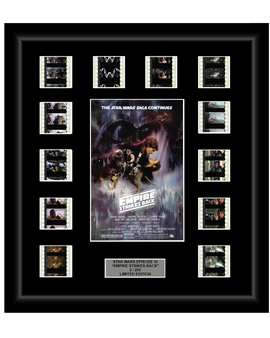 Star Wars Episode V: The Empire Strikes Back (1980) - 12 Cell Display