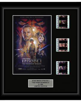 Star Wars Episode I: Phantom Menace (1999) - 3 Cell Display