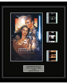 Star Wars Episode II: Attack of the Clones (2002) - 3 Cell Display