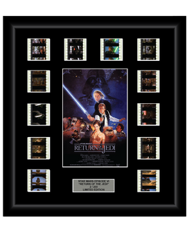 Star Wars Episode VI: Return of the Jedi (1983) - 12 Cell Display
