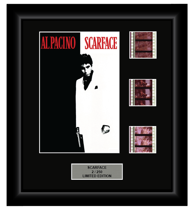 Scarface (1983) - 3 Cell Classic Display