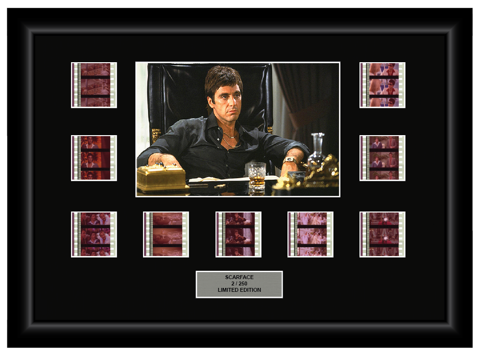 Scarface (1983) - 9 Cell Display