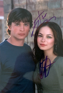 Smallville (1) - 6x4 Autographed Photo (Unframed)