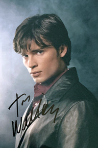 Smallville (2) - 6x4 Autographed Photo (Unframed)
