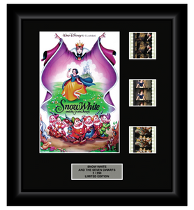Snow White and the Seven Dwarfs (1937) - 3 Cell Display