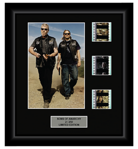 Sons of Anarchy - 3 Cell Display