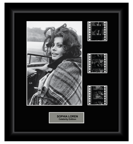 Sophia Loren Celebrity Edition - 3 Cell Display