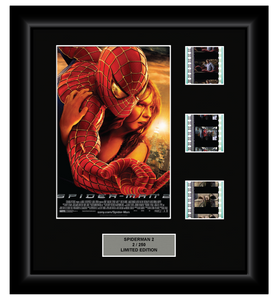 Spiderman 2 (2004) - 3 Cell Display