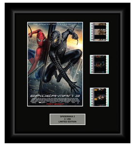 Spiderman 3 (2007) - 3 Cell Display - ONLY 1 AT THIS PRICE!