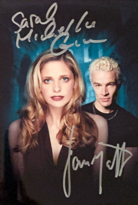 Buffy the Vampire Slayer (2) - 6x4 Autographed Photo (Unframed)