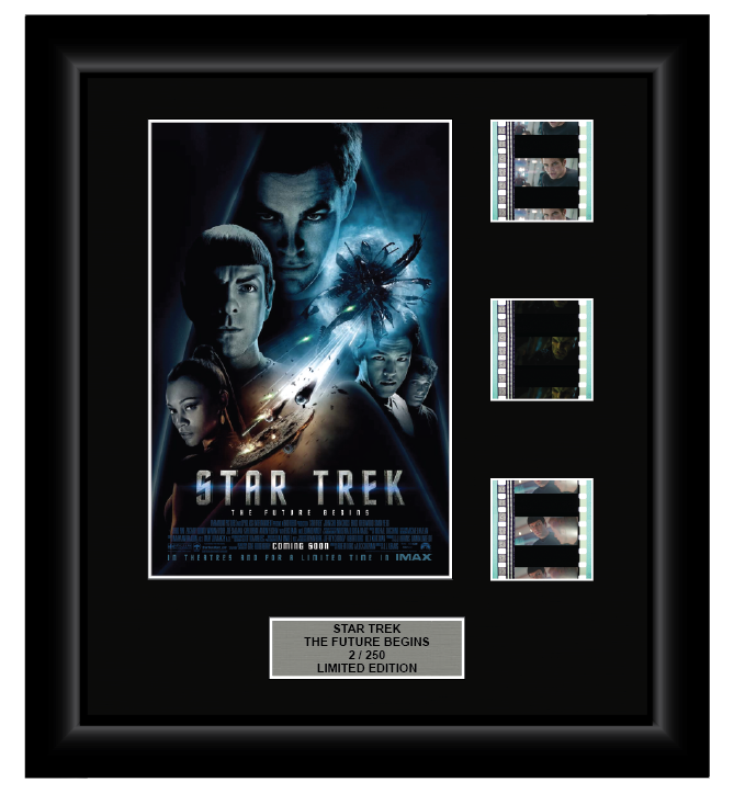 Star Trek: The Future Begins (2009) - 3 Cell Display