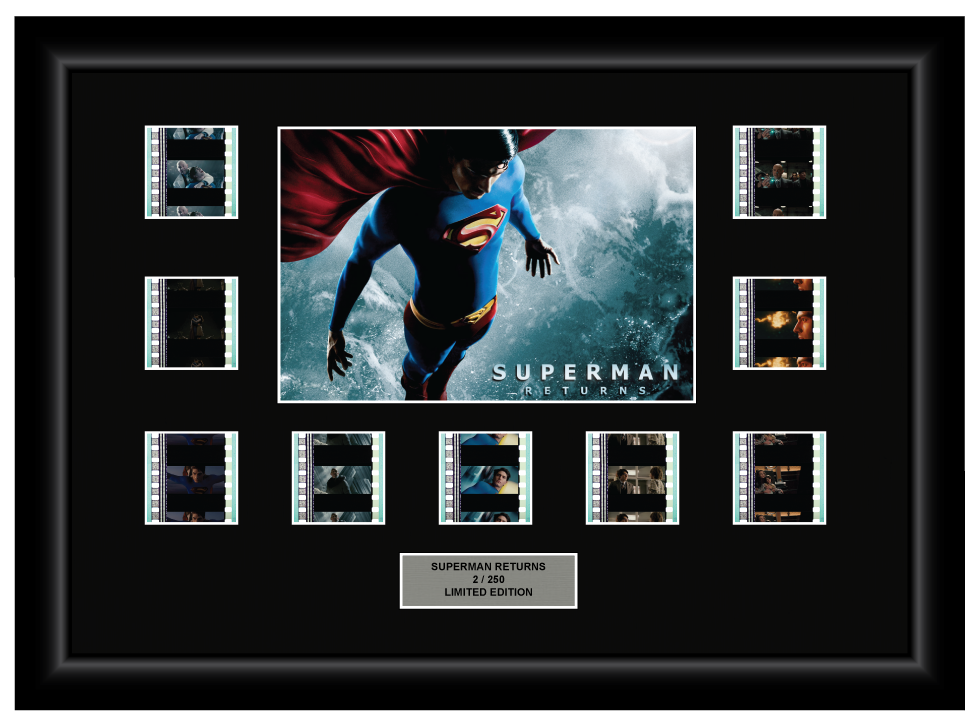 Superman Returns (2006) - 9 Cell Display
