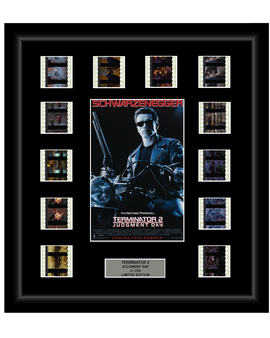 Terminator 2: Judgment Day (1991) - 12 Cell Film Display