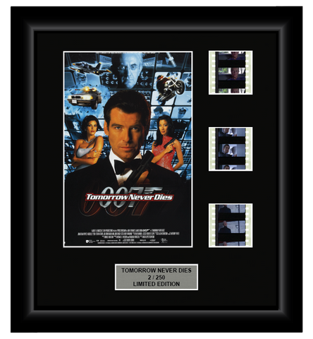 Tomorrow Never Dies (1997)(James Bond) - 3 Cell Display