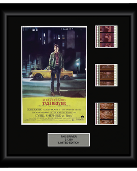 Taxi Driver (1976) - 3 Cell Display