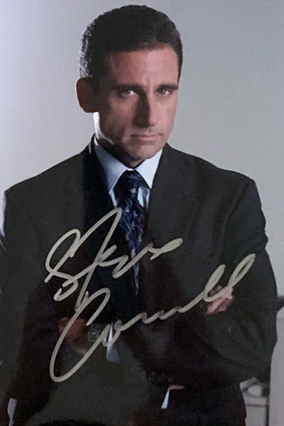 The Office - 6x4 Autographed Photo (Unframed)