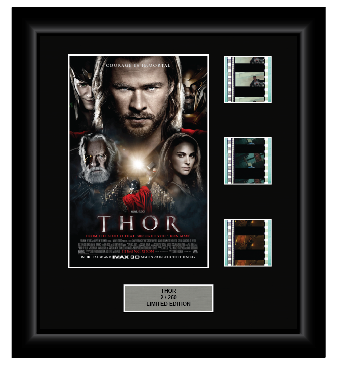 Thor (2011) - 3 Cell Display