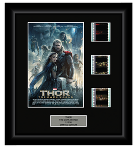 Thor - The Dark World (2013) - 3 Cell Display
