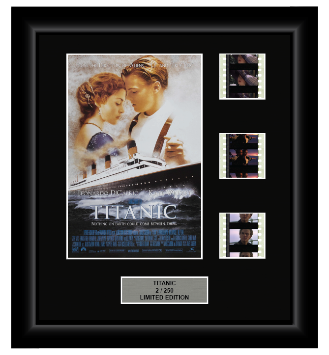 Titanic (1997) - 3 Cell Classic Display