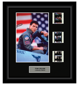 Tom Cruise - 3 Cell Display
