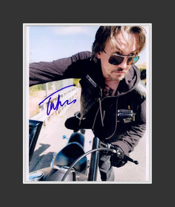 Tommy Flanagan Autograph - Actor | Sons of Anarchy | Braveheart | Gladiator | AVP