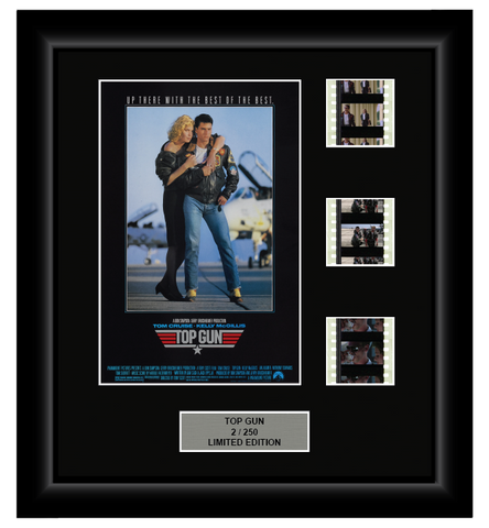 Top Gun (1986) - 3 Cell Classic Display