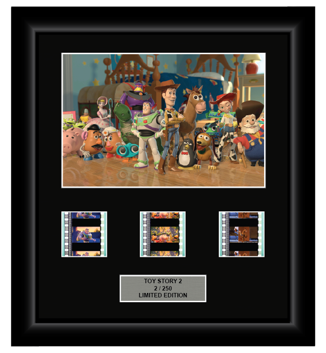 Toy Story 2 (1999) - 3 Cell Display (Style 2)