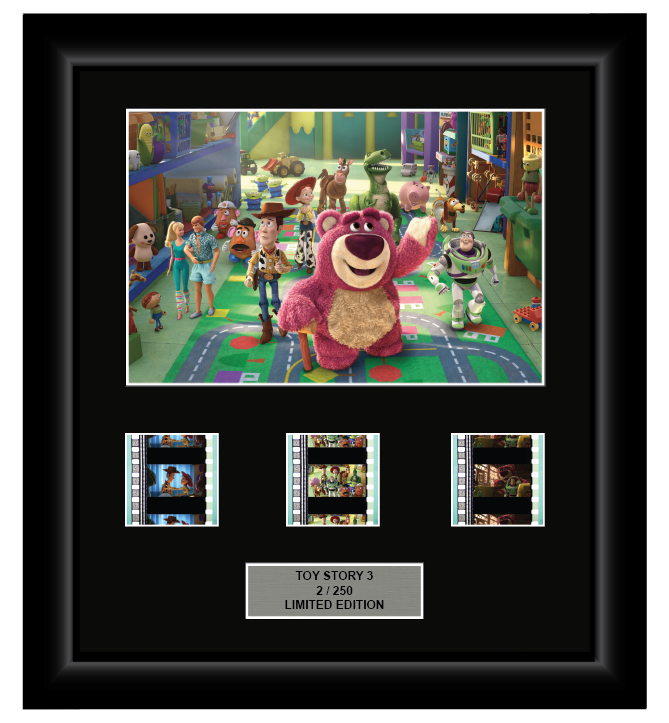 Toy Story 3 (2010) - 3 Cell Display (Style 2)