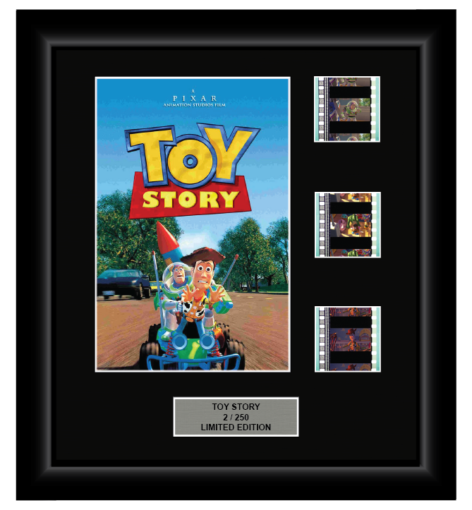 Toy Story (1995) - 3 Cell Display