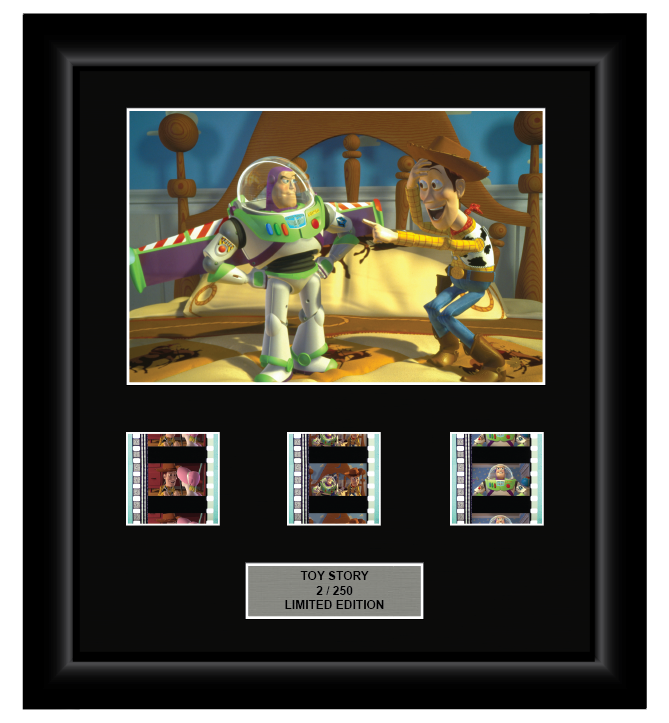 Toy Story (1995) - 3 Cell Display (Style 2)
