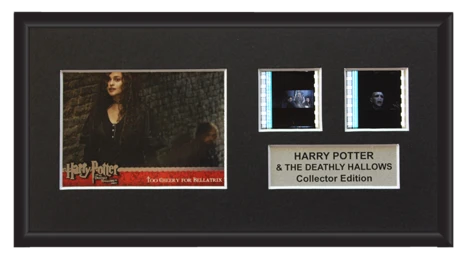 Harry Potter Deathly Hallows - 2 Cell Display (1)