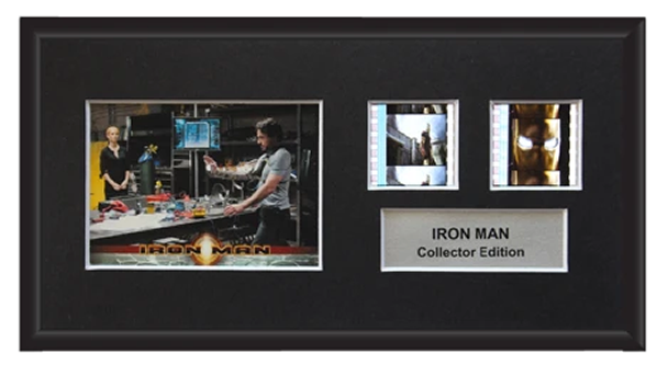 Iron Man - 2 Cell Display (1)