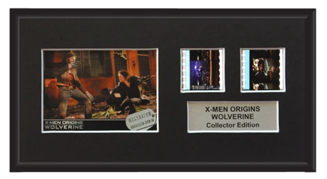 X-Men Origins: Wolverine - 2 Cell Display (3)