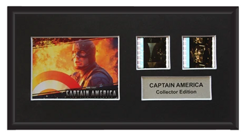Captain America - 2 Cell Display (2)