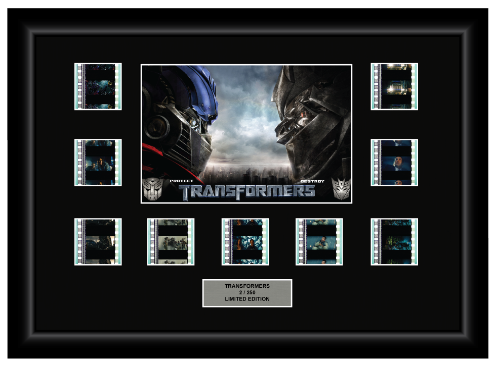 Transformers (2007) - 9 Cell Display