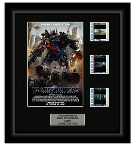Transformers Dark of Moon (2011) - 3 Cell Display