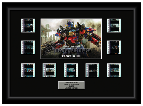 Transformers Dark of Moon (2011) - 9 Cell Display