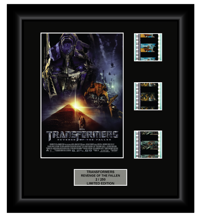 Transformers - Revenge of the Fallen (2009) - 3 Cell Display