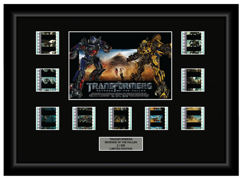 Transformers - Revenge of the Fallen (2009) - 9 Cell Display