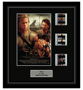 Troy (2004) - 3 Cell Display